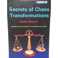"D.Marovic "" Secrets of chess transformations""( K-752/ct )"
