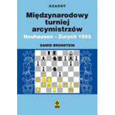 """""""Międzynarodowy turniej arcymistrzów"""" Dawid Bronstein (K-2353)"""