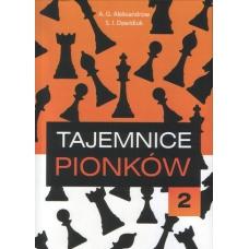 """"""" Tajemnice pionków cz.2"""" A.Aleksandrow, S.Dawidiuk ( K-3482/2 )"""