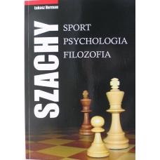 """Herman Ł. """" Szachy: sport,psychologia,filozofia"""" ( K-3556 )"""