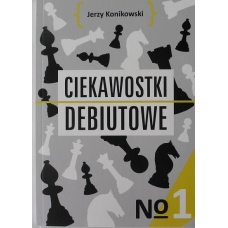 """J.Konikowski """" Ciekawostki debiutowe"""" ( K-3560/1 )"""