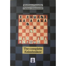 "M.Cornette, F.Libiszewski "" The complete Kalashnikov "" ( K-3595 )"