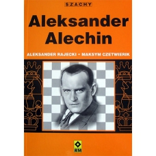 """gm A. Rajecki, im M. Czetwierik """"Aleksander Alechin"""" (K-722)"""