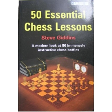 "Giddins Steve ""50 Essential Chess Lessons"" (K-739)"