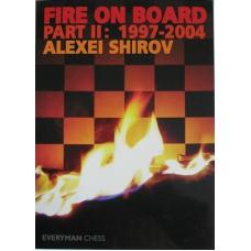 """Shirov Alexei """" Fire on board : 1997 - 2004"""" t. II ( K-746/2 )"""
