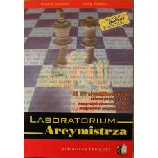 """W.Grabiński, A.Wołokitin """" Laboratorium Arcymistrza"""" ( K-788 )"""