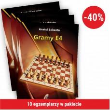 10x A.Łokasto - Gramy 1.e4 (K-5081/10)