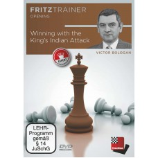Winning with the King's Indian Attack: Fritztrainer Opening - Victor Bologan (P-0037)