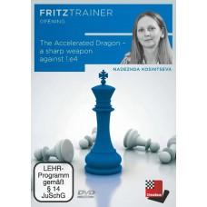 The Accelerated Dragon - a sharp weapon against 1.e4 - Nadezhda Kosintseva (P-0038)