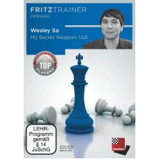 My Secret Weapon: 1.b3: Fritztrainer Opening - Wesley So (P-0042)