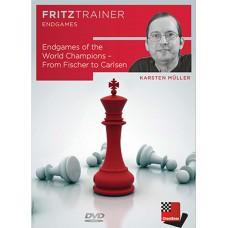 Dr. Karsten Müller - Endgames from Fischer to Carlsen (P-0047)