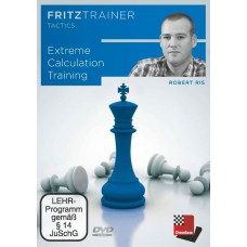 Robert Ris: Extreme Calculation Training: FritzTrainer Tactics (P-0053)