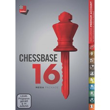 ChessBase 16 - Mega package Edition 2021 (P-0089)