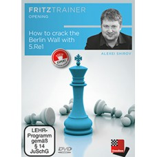 A. Szirow - How to crack the Berlin Wall with 5.Re1 Fritz Trainer Opening (P-0015)