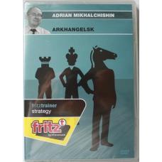 """Mikhalchishin Adrian """" Warian Archangielski w Partii Hiszpańskiej"""" DVD ( P-350 )"""