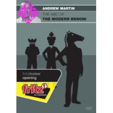 """""""Nowoczesny Benoni"""" Andrew Martin (P-387)"""