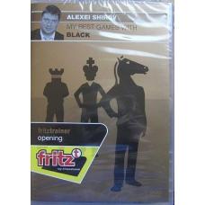 "Alexei Shirov "" My best games with black"" ( P-390 )"