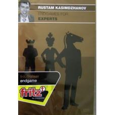 """""""Końcówki dla ekspertów"""" Rustam Kasidżanow (P-403)"""
