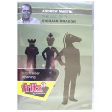 """Podstawy obrony sycylijskiej, wariant drakona"""" Andrew Martin (P-441)"""