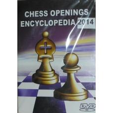 Encyklopedia - Chess Openings Encyclopedia 2014 (P-476/14)