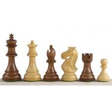Figury szachowe King's Bridal Akacja/Bukszpan - turniejowe nr 6 (S-209)