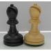Figury szachowe Staunton Deluxe ( S-83/czarne )