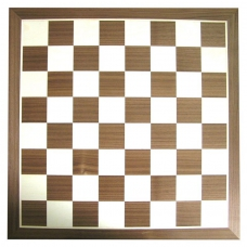 Szachownica drewniana nr 7 orzech ( S-86)