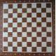 Szachownica drewniana dwustronna szachy+warcaby 100 polowe  ( S-8/damka )